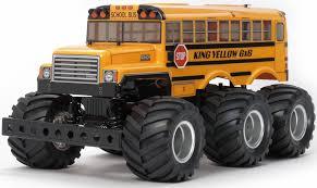 Tamiya Model Spray Paint Tamiya R C King Yellow 6x6 Monster Bus Out Now News Wonderland