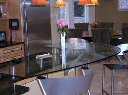 tinted glass table top custom glass table tops maryland gallery river glass designs