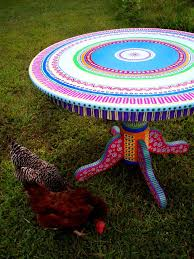 best 25 painted round tables ideas on pinterest painted oak
