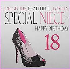 18th birthday cards for niece simple image gallery