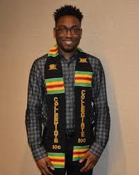 kente graduation stoles authentic woven collegiate 100 graduation kente cloth stoles