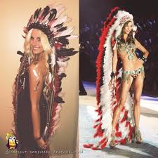 Indian Costumes Halloween Awesome Diy Indian Costume War Bonnet Indian Costumes