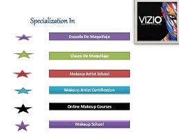 makeup artist classes online vizio makeup academy