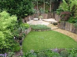 Backyard Easy Landscaping Ideas by 136 Best Backyard Landscape Images On Pinterest Gardening