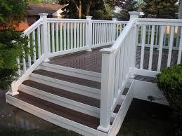 stair skirt boards decks u0026 fencing contractor talk
