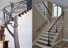 Railing Banister Unique Wrought Iron Railings Banister Ideas Eva Furniture