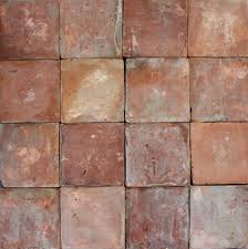 6 x6 reclaimed terracotta set of 400 contemporary