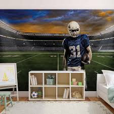 american football stadium photo wallpaper mural 1113wm american football stadium photo wallpaper mural 1113wm