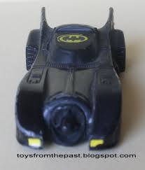 batman car toy toys from the past 302 ertl metalcar u2013 batmobile 1989