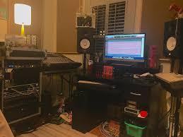 thomann studio desk showoffyoursound your best tracks october 2017