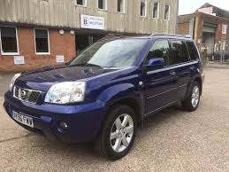 nissan x trail 2006 used nissan x trail columbia for sale motors co uk