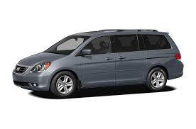 2009 honda odyssey new car test drive