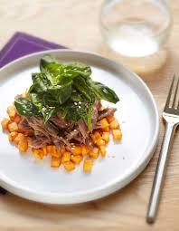 canard cuisine effiloché de canard à la patate douce par ora ïto pour 4 personnes