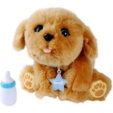 live pets snuggles dream puppy walmart