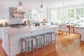 classic white eat in kitchen restoration hardware keynes prism