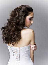 wedding hairstyles for strapless wedding dresses shinedresses com