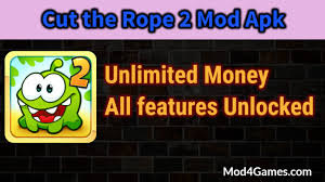 cut the rope 2 apk cut the rope 2 mod apk unlimited money all features unlocked