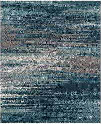7 X 7 Area Rugs Neo Grey 5 3 X 7 7 Area Rug Teal Area Rug Front Rooms