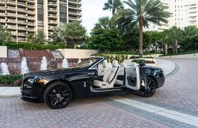 roll royce sport car rolls royce dawn mvp exotic rentals