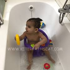 keter baby bathtub seat purple u2013 keter bath seats