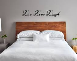 Wall Decal Quotes For Bedroom by Bedroom Wall Decal Etsy