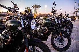 mc ride boots 2017 triumph scrambler first ride review revzilla