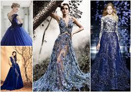 color wedding dresses colored wedding dresses instead of white true blue