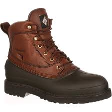 waterproof biker boots rugged 6