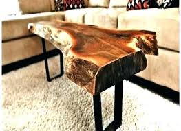 tree trunk end table tree trunk table fetchmobile co