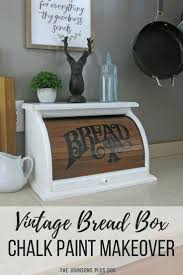 vintage canisters for kitchen best 25 vintage bread boxes ideas on pinterest bread boxes