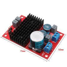 dc 12v 24v 100w btl out tpa3116 mono channel digital power audio