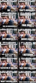 Lazy College Student Meme - lazy college senior meme homework