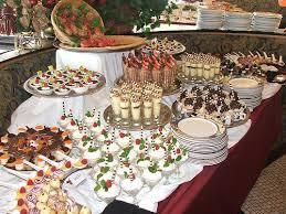 christmas dessert buffet best 25 dessert buffet ideas on wedding dessert