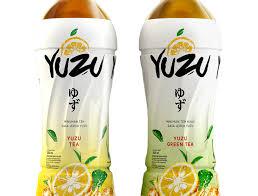 Teh Yuzu buah yuzu di yuzu tea i fashion 88