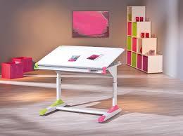 Kleiner Kinderschreibtisch Schreibtisch Kinderschreibtisch Weiss Pink Gruen Woody 148