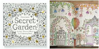secret garden coloring book chile secret garden colouring book ideas murderthestout