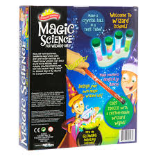 magic science wizards science toys for kids by scientific explorer