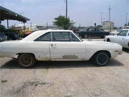 1972 dodge dart for sale 1972 dodge dart for sale on classiccars com 6 available