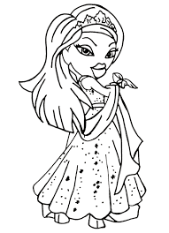 kid princes coloring pages 56 download