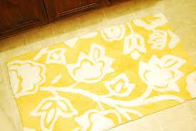 Yellow Bathroom Rugs Round Bath Rugs Target Best Bathroom Decoration