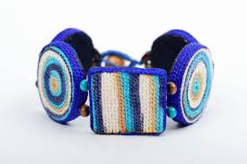 ceramic bracelet images Madeheart gt stylish handmade ceramic bracelet clay craft fashion jpg