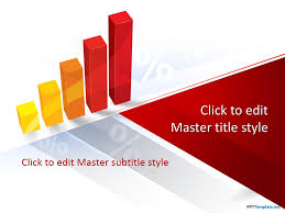 business presentation ppt templates free download free 3d bar