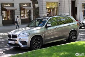 Bmw X5 Grey - bmw x5 m f85 8 july 2017 autogespot