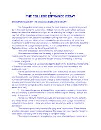 Examples Of Persuasive Essays For College Students Essay College Example Resume Cv Cover Letter