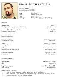 Sample Job Resumes by Resume What Tense To Use