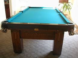 brunswick monarch pool table i live in las vegas nevada and have an antique brunswick pool table