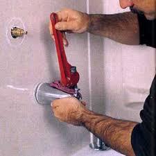 Replacing Bathtub Faucet How To Change Bathtub Faucet How To Replace A Tub Spout Bob Vila