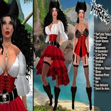 Halloween Costumes Pirate Woman Marketplace Female Costume Pirate Woman Lolas