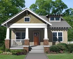 Craftsman Home Plan The Jacobson 2 Craftsman Cottage Home Plan U2013 Homepatterns