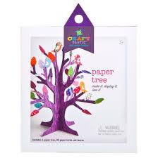 craft tastic paper tree kit ann williams group